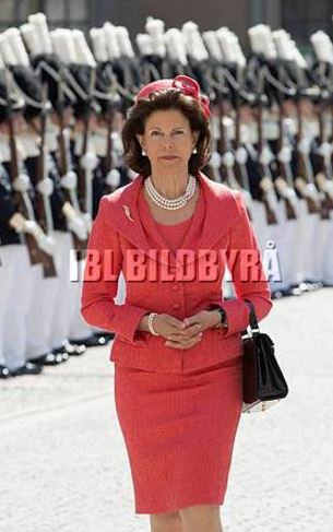 Queen Silvia, May 10, 2016 | Royal Hats