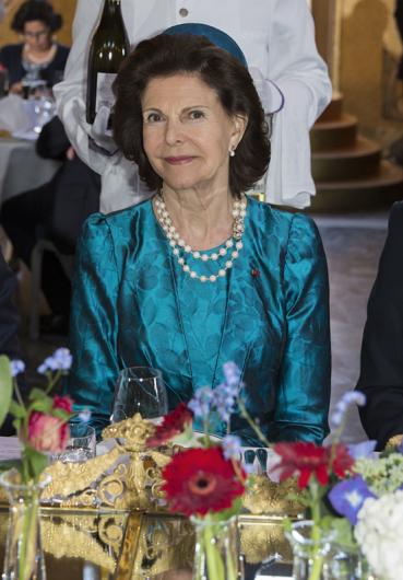 Queen Silvia, May 11, 2016 | Royal Hats
