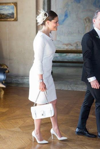 Crown Princess Victoria, May 11, 2016 | Royal Hats