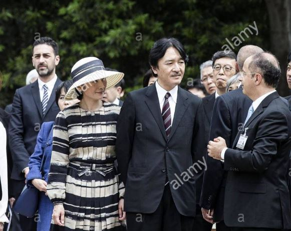 Princess Kiko, May 11, 2016 | Royal Hats