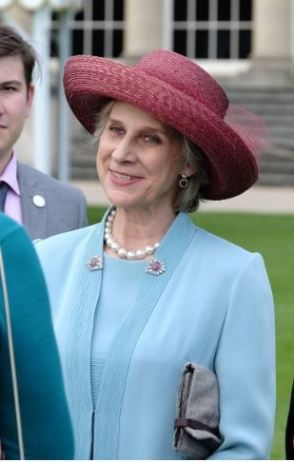 The Duchess of Gloucester, May 12, 2016 | Royal Hats