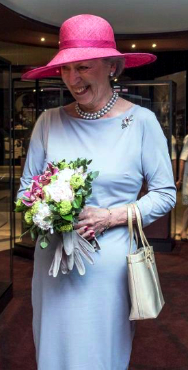 Princess Benedikte, May 12, 2016 | Royal Hats
