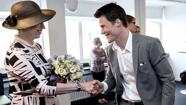Princess Benedikte, May 13, 2016 | Royal Hats