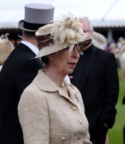 Princess Anne, May 20, 2016 | Royal Hats