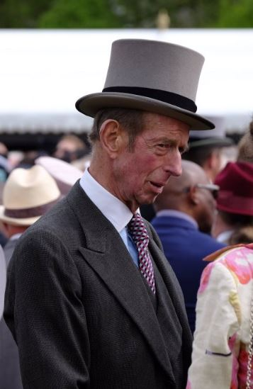 Duke of Kent, May 20, 2016 | Royal Hats