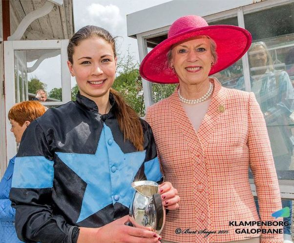 Princess Benedikte, May 21, 2016 | Royal Hats