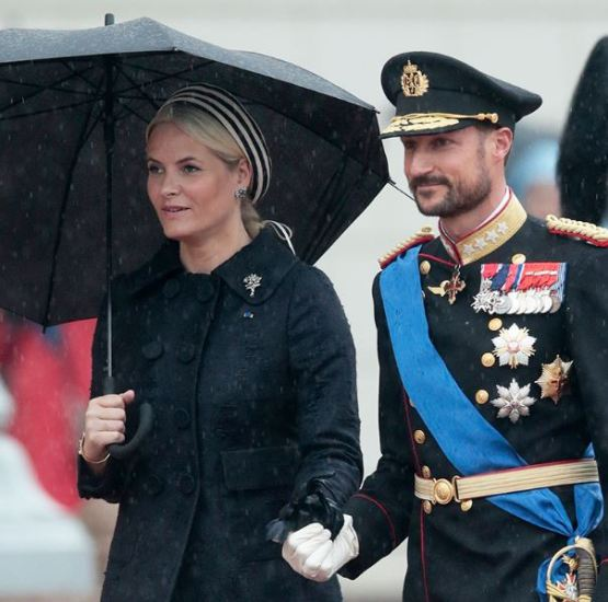 Cornw Princess Mette-Marit, May 23, 2016 | Royal Hats