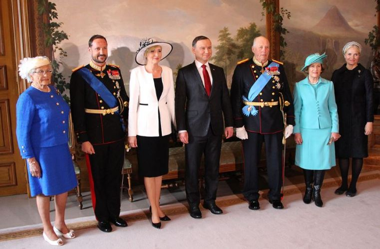 Norwegian Royal Family, May 23, 2016 | Royal Hats