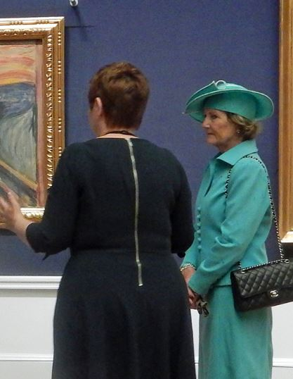 Queen Sonja, May 23, 2016 | Royal Hats
