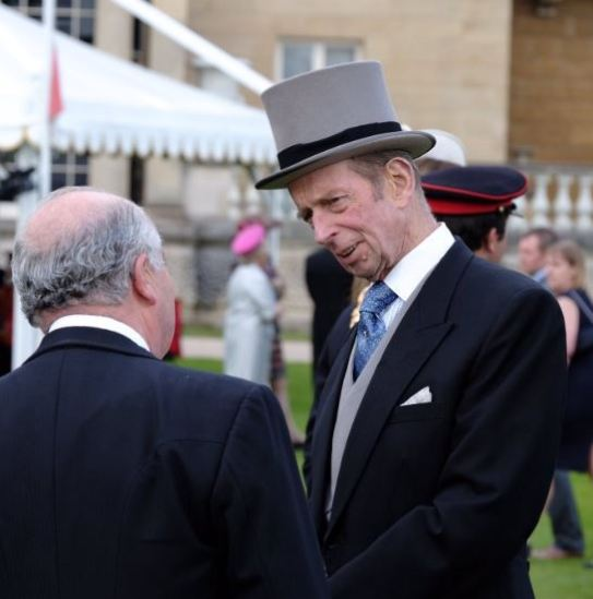 Duke of Gloucester, May 24, 2016   Royal Hats