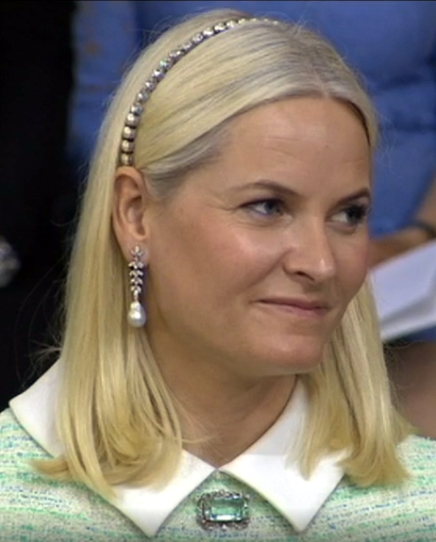 Crown Princess Mette-Marit, May 27, 2016 | Royal Hats