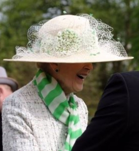 Princess Alexandra, May 20, 2016 | Royal Hats