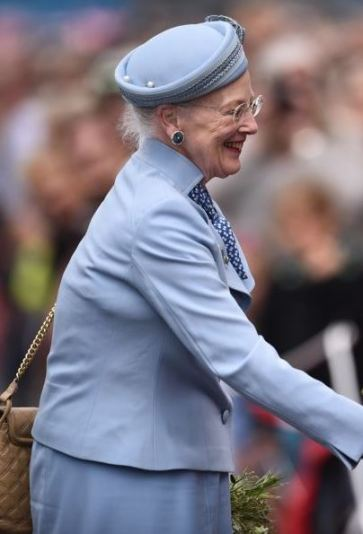 Queen Margrethe, June 1, 2016 | Royal Hats