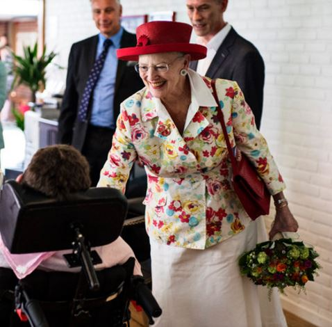 Queen Margrethe, June 2, 2016 | Royal Hats