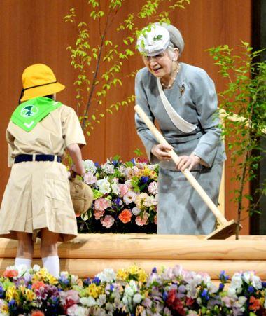 Empress Michiko, June 5, 2016 | Royal Hats