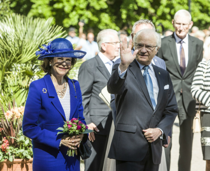Queen Silvia, June 6, 2016 | Royal Hats
