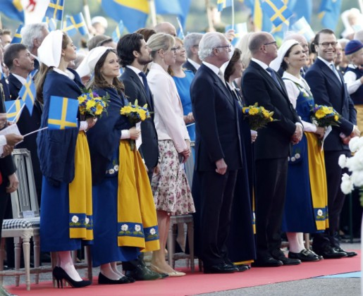 Swedish Royal Family, June 6, 2016 | Royal Hats