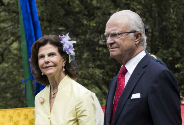 Queen Silvia, June 8, 2016 | Royal Hats