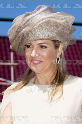 Queen Máxima, June 9, 2016 in Fabienne Delvigne | Royal Hats