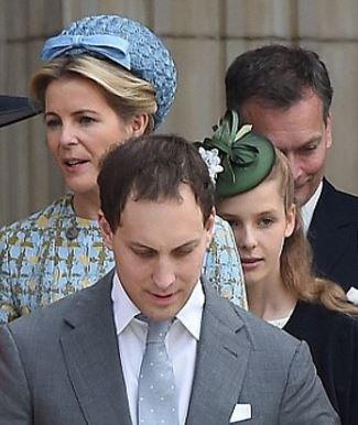 Margarita Armstrong-Jones, June 10, 2016 | Royal Hats
