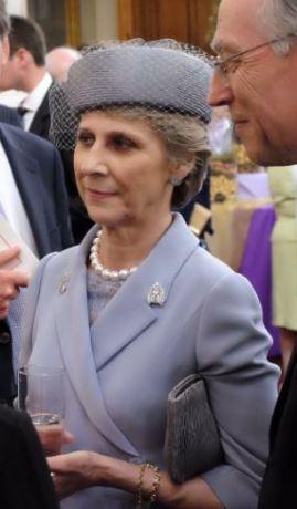 Duchess of Gloucester, June 10, 2016 | Royal Hats