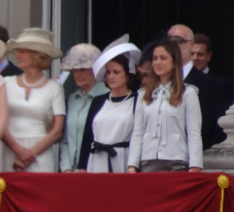 Countess of St. Andrews and Lady Marina Windsor, June 11, 2016 | Royal Hats