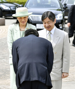 Crown Princess Masako, June 12, 2016 | Royal Hats