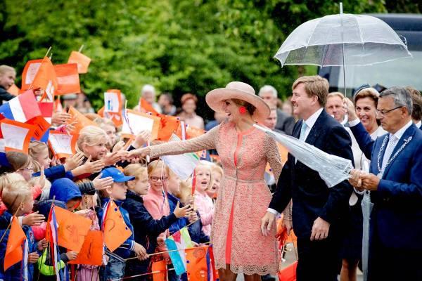 Queen Máxima, June 13, 2016 in Fabienne Delvigne | Royal Hats