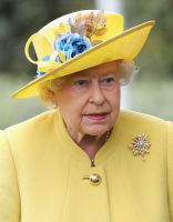 Queen Elizabeth, Easter 2016 | Royal Hats