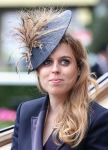 Princess Beatrice, June 14, 2016 in Sarah Cant | Royal Hats
