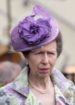 Princess Anne, June 15, 2016 | Royal Hats