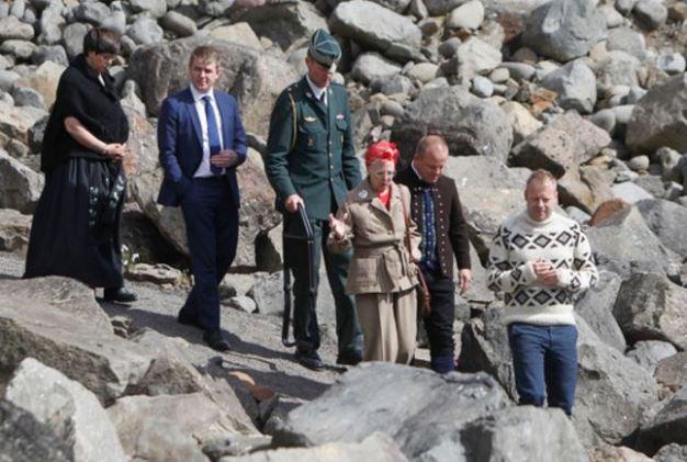 Queen Margrethe, June 15, 2016   Royal Hats