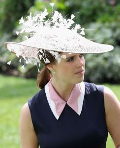 Eugenie Princess Eugenie, June 16, 2016 in Jess Collett | Royal Hats