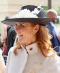 Duchess of York, June 17, 2016 in Jess Collett | Royal Hats