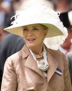Princess Michael of Kent, June 17, 2016 in John Boyd | Royal Hats