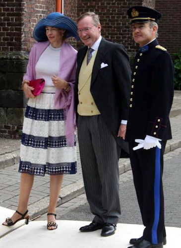 Countess Diane of Nassau, June 18, 2016 | Royal Hats