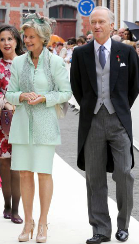 Archduchess Marie Astrid , June 18, 2016 | Royal Hats