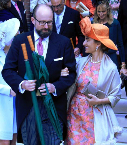 Princess Julie of Nassau, June 18, 2016 | Royal Hats