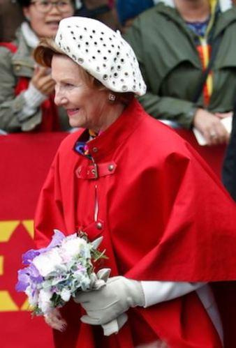 Queen Sonja, June 18, 2016 | Royal Hats