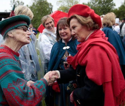 Queen Sonja, June 19, 2016 | Royal Hats