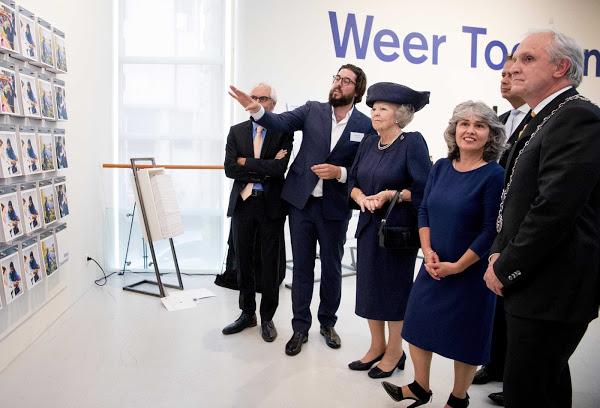 Princess Beatrix, June 20, 2016 | Royal Hats