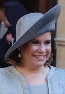 Grand Duchess Maria Teresa, June 23, 2016 | Royal Hats