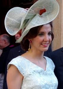 Princess Tessy, June 23, 2016 | Royal Hats