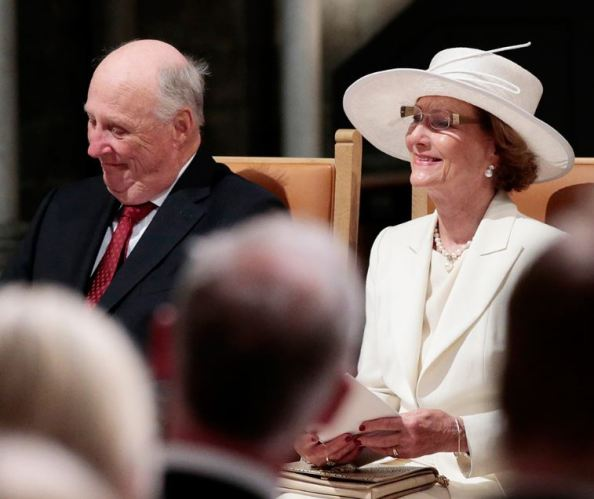 Queen Sonja, June 23, 2016 | Royal Hats