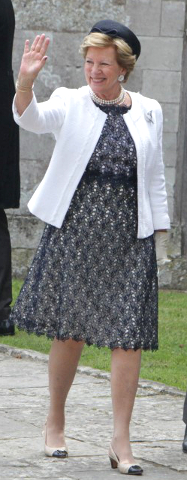 Queen Anne-Marie, June 25, 2016 | Royal Hats