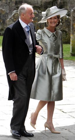 Lady Brabourne, June 25, 2016 | Royal Hats
