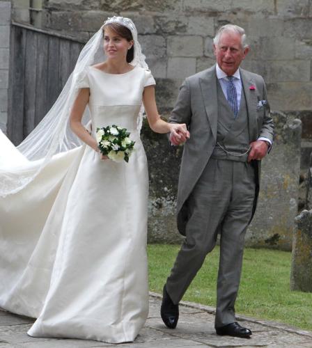 Alexandra Natchbull, June 25, 2016 | Royal Hats