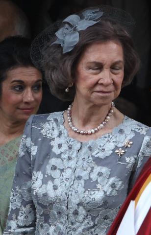 Queen Sofia, June 25, 2016 | Royal Hats