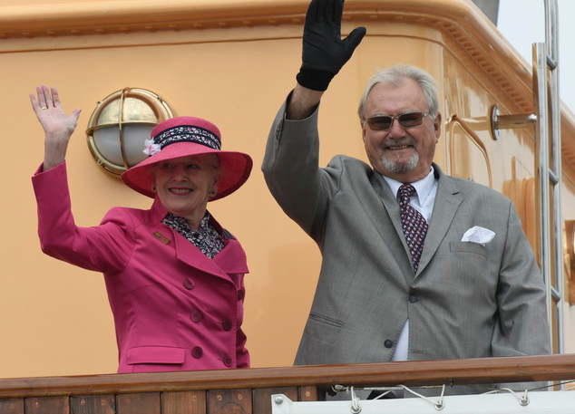 Queen Margrethe, June 27, 2016 | Royal Hats