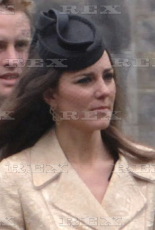 Kate Middleton, May 1, 2010 in Jane Corbett | Royal Hats